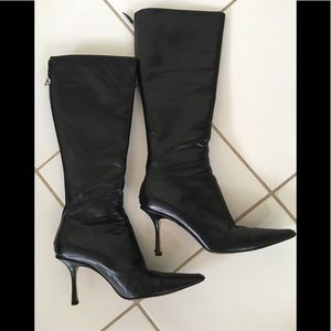 Jimmy Choo Knee High Boots Size 8